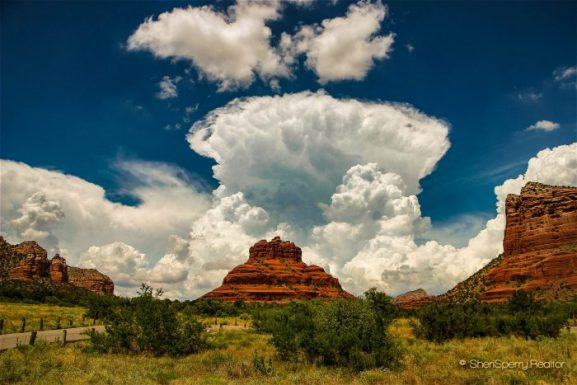 MONSOON ! ~ What is it? ~ How Does It Affect Sedona and Arizona?
