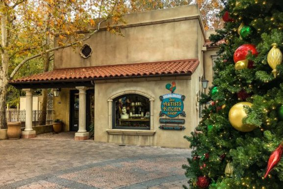 Tlaquepaque – Arts and Crafts Village – Festival of Lights