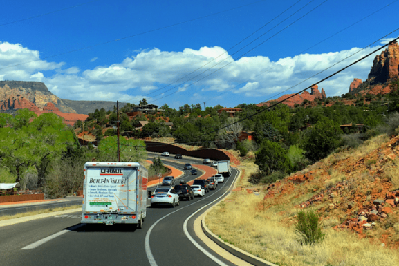 "Sedona Traffic Congestion – A New Era of ""Sustainable Tourism"""