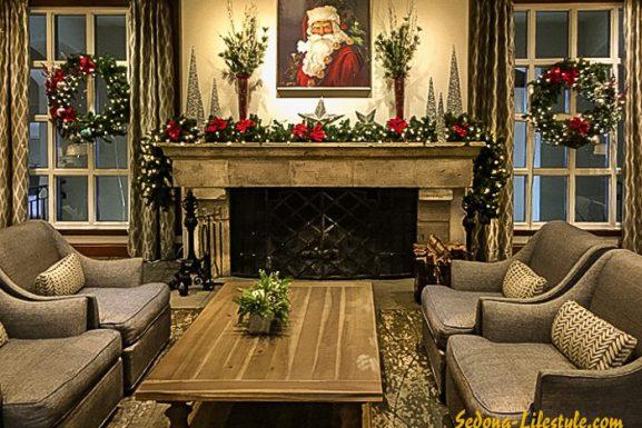 Get Into The Christmas Spirit Sedona Style Via Scottsdale!