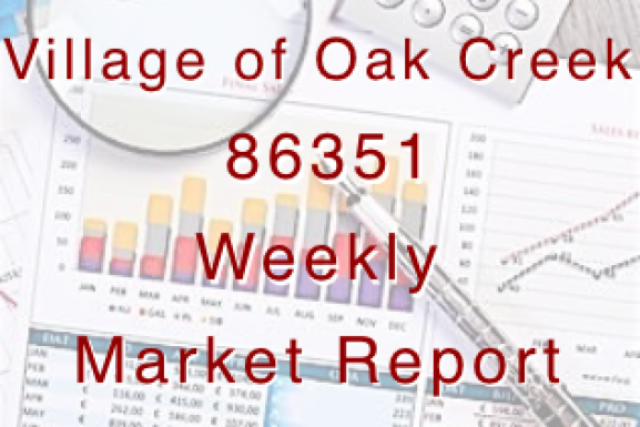 Big Park ~ Village of Oak Creek ~ Weekly Real-Time Market Report and Homes For Sale and Other Local Info!
