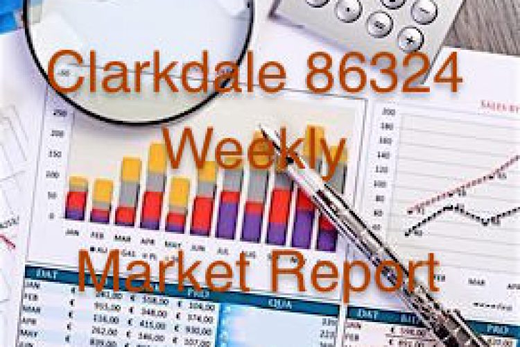 Clarkdale Arizona Homes For-Sale ~ Real Time Market Report and Other Info!
