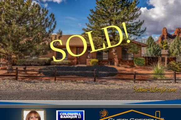 Another Village of Oak Creek Home Sold! By Sheri Sperry Coldwell Banker ~ 55 Stone Way