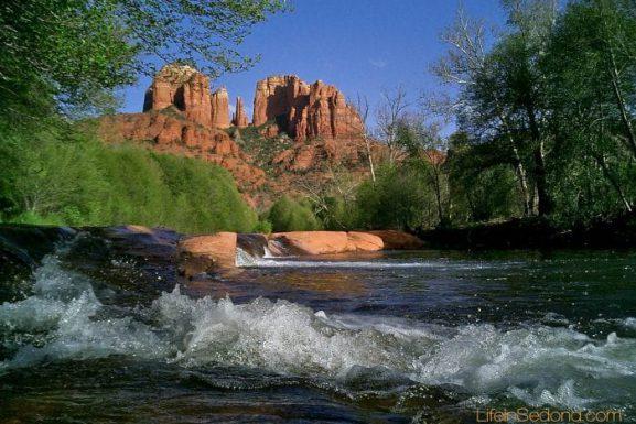 L'Auberge de Sedona ~ Summer Brunch on the Creek
